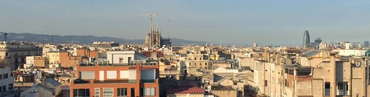 INTA: Successful reception in Barcelona!